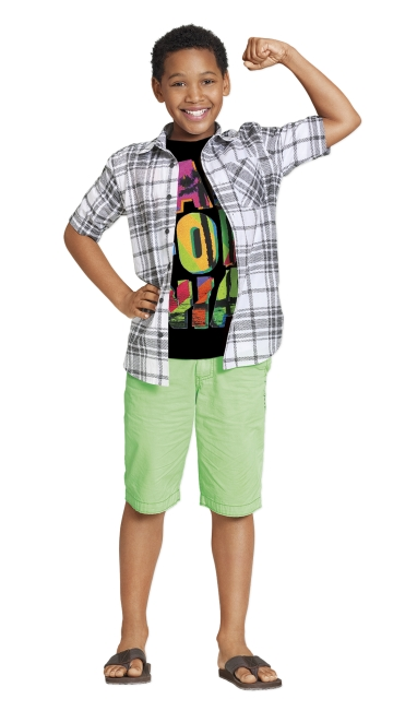 P.S. Aeropostale Cool Clothes for Boys 1