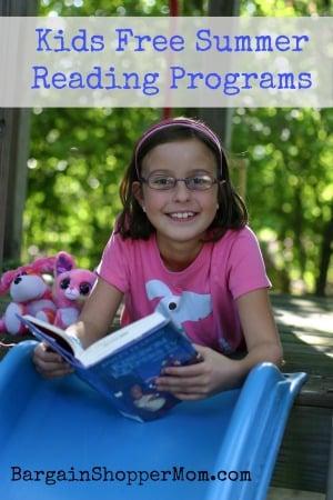 summer reading program list
