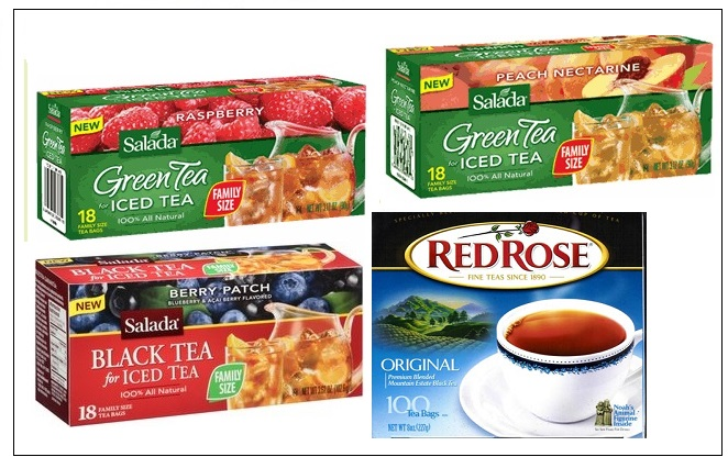 Salada-Tea