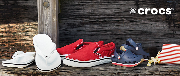 huge crocs sale zulily