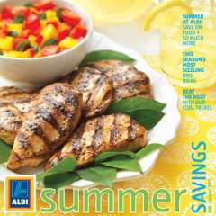 aldi summer products