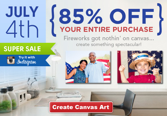 canvas prints large size sale