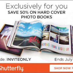 shutterfly photo book coupon code