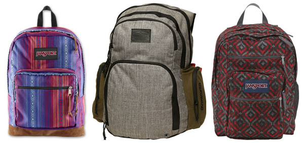 Jansport and Quiksilver Backpacks EverydaySavvy.com