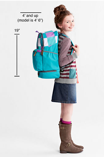 30 Off Lands End Coupon Code Perfect For Back To School Backpacks