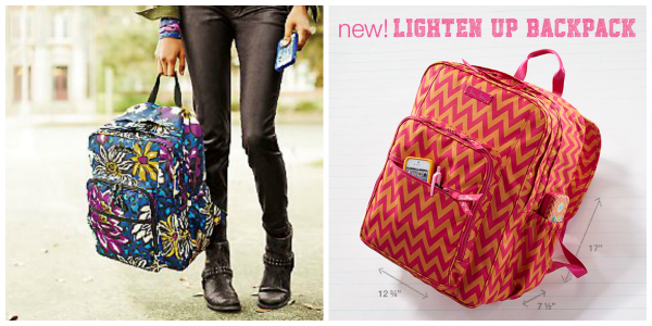 Vera Bradley Lighten Up Backpacks