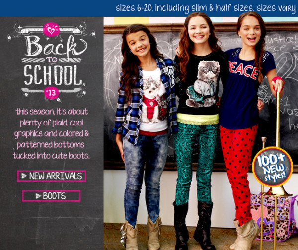 Back to School Printed Mix and Match