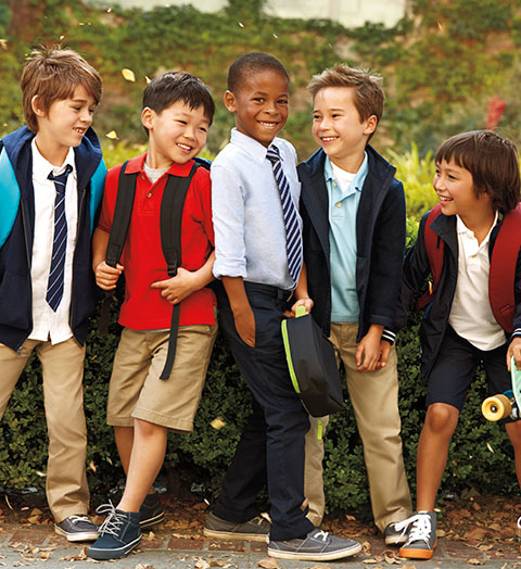 Children's Place School Uniforms