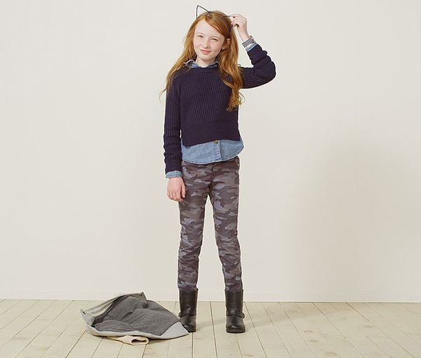 Gap Girls Back to School