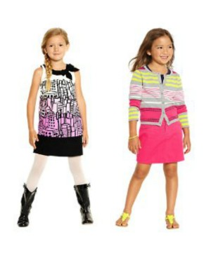 Gymboree Back to School 2014