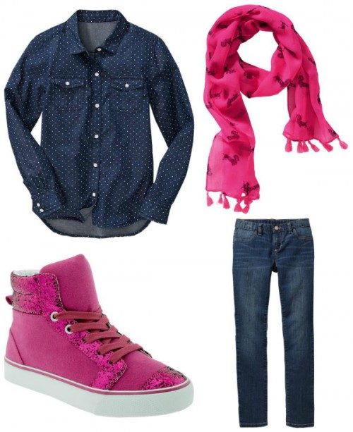 Back-to-School Clothes and Styles for Tween Girls