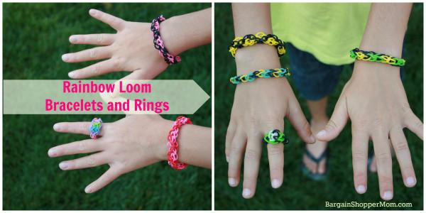 Rainbow Loom Bracelets BargainShopperMom