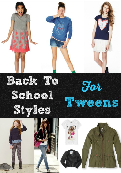 back to school styles for tweens