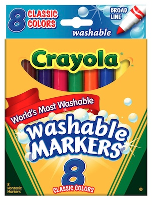 crayola washable markers coupon