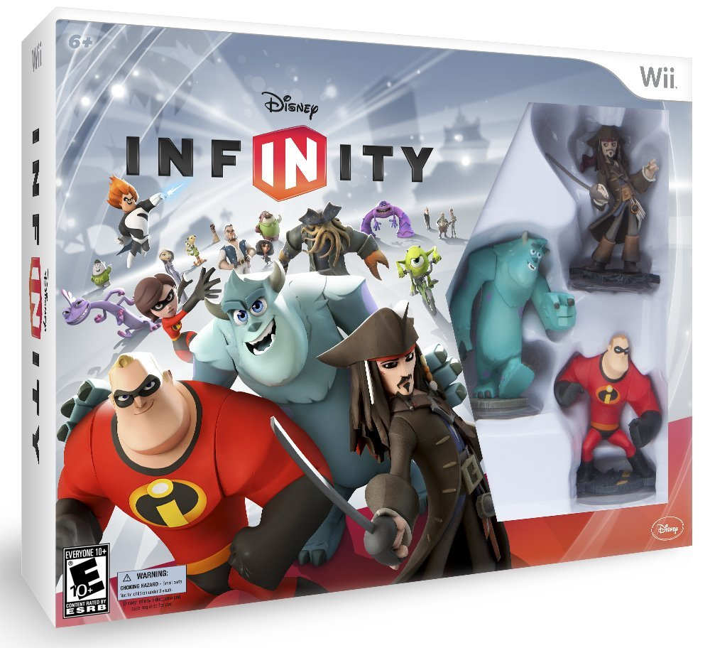Disney Infinity Wii Starter Pack
