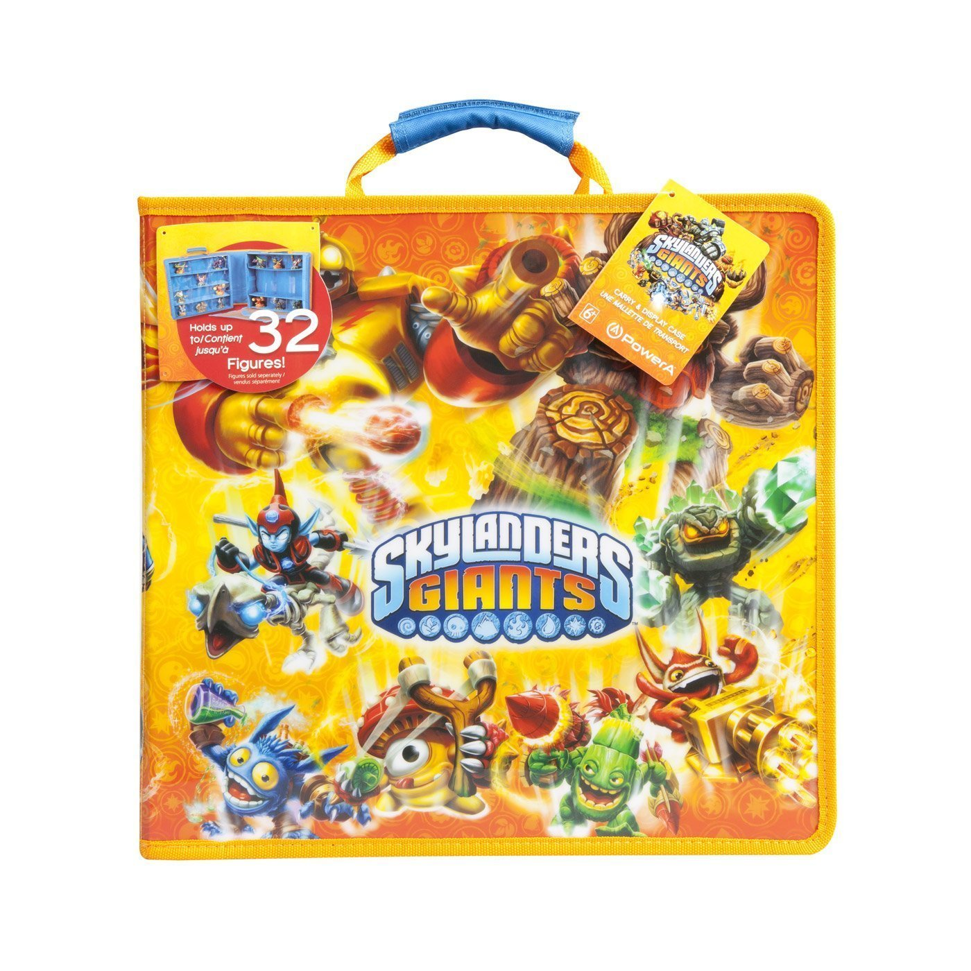 Skylanders Giants Power A Case