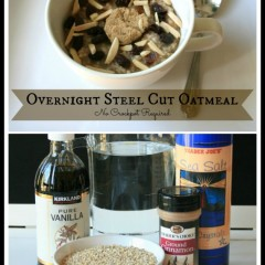 easy overnight oats recipe no crockpot