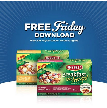 free emerald breakfast coupon