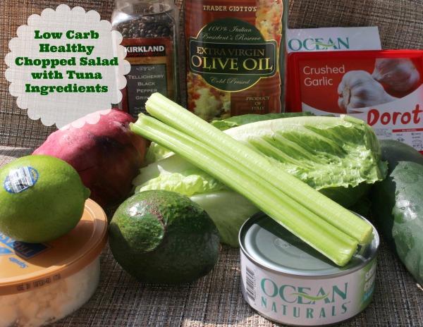 healthytunasaladingredients1