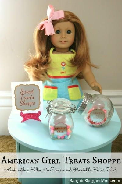 American Girl Treats Shoppe BargainShopperMom