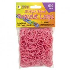 Joann Stretch band bracelet loops