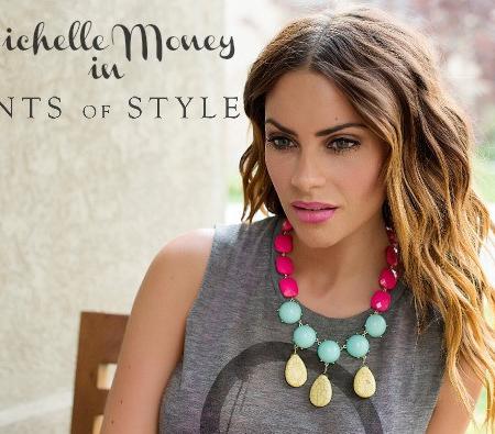 michelle money statement necklace