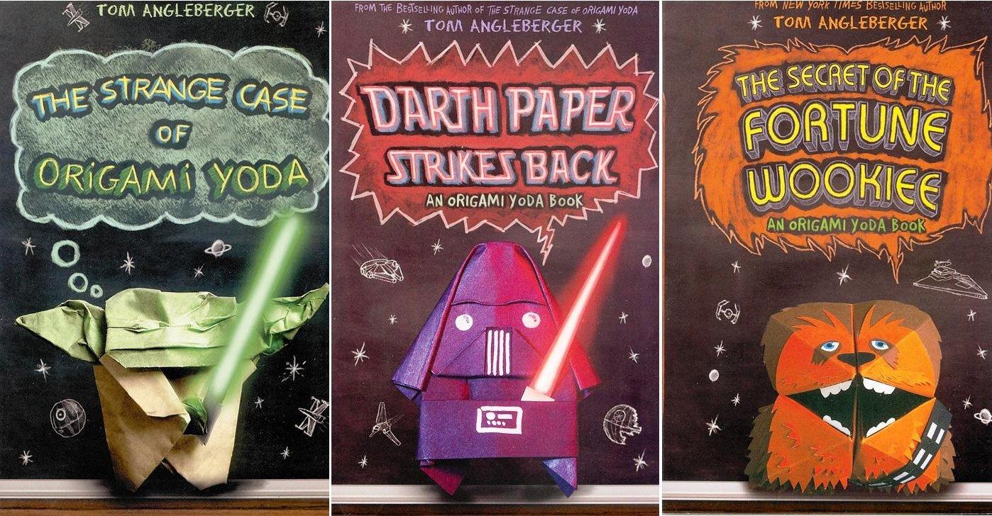 Origami Yoda Books