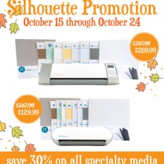 Silhouette Specialty Media Promotion