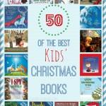 50 Great Kids' Christmas Books List