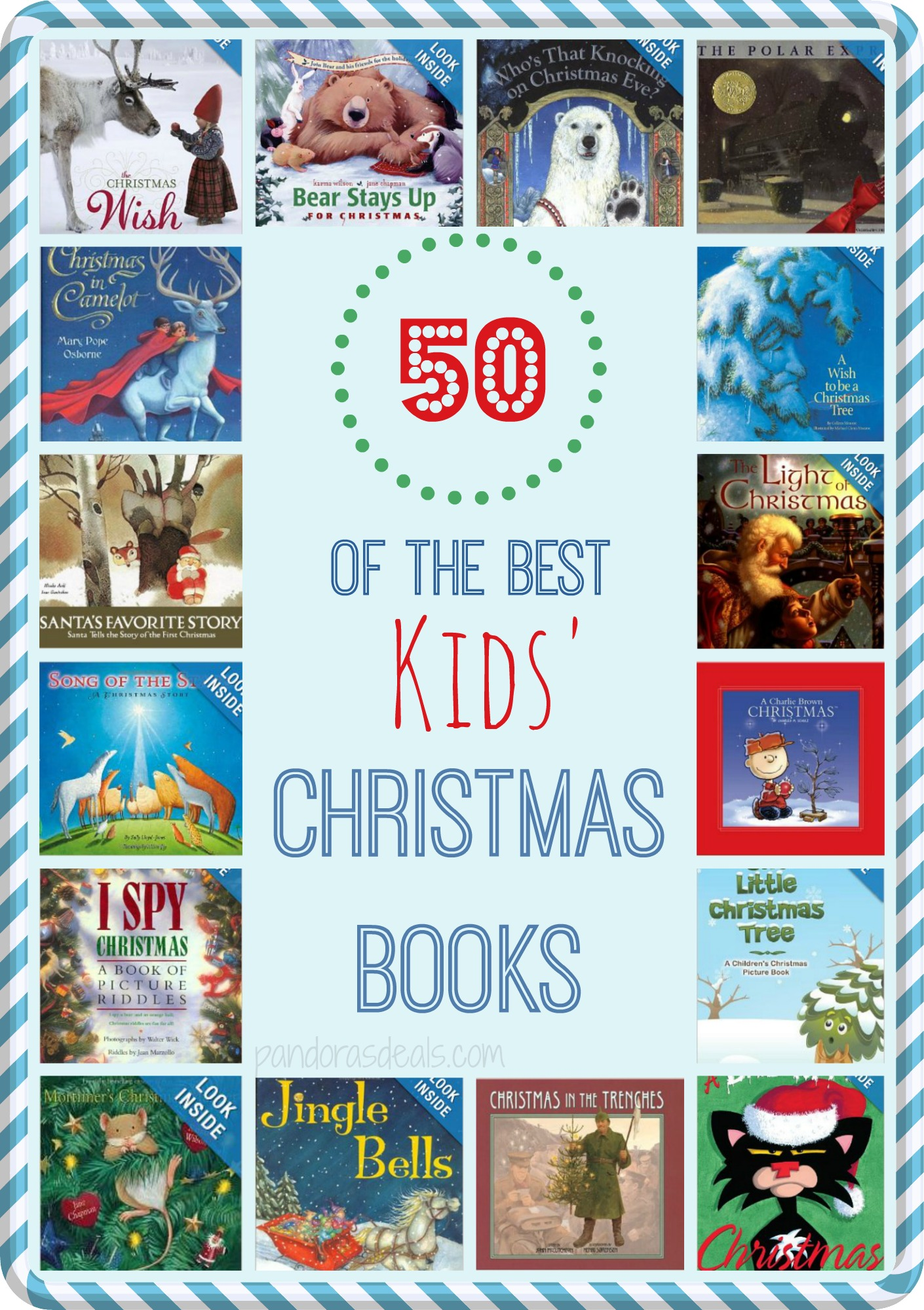 50 of the best kids christmas books - Best Christmas Books For Kids