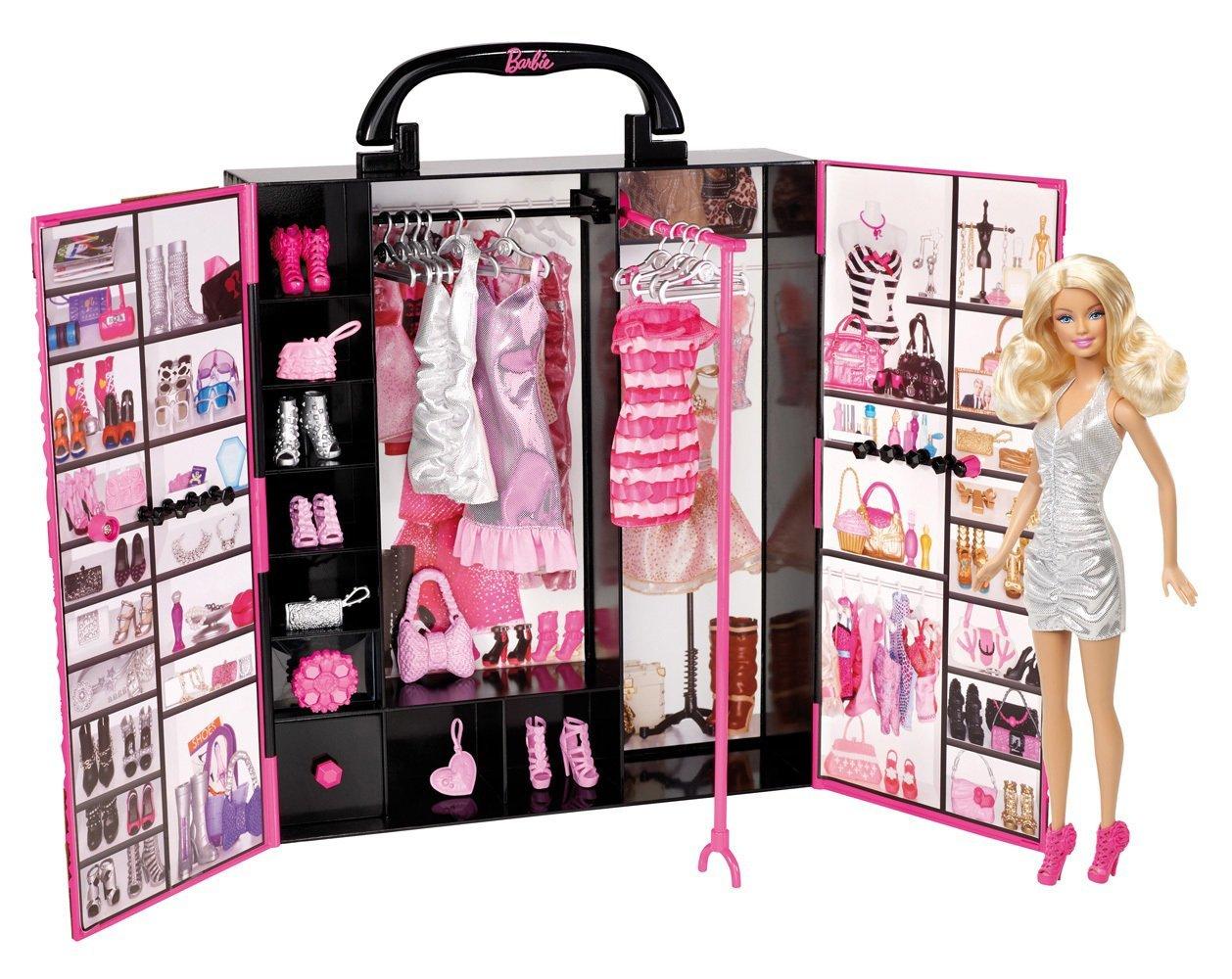 Barbie Fashionista Ultimate Closet