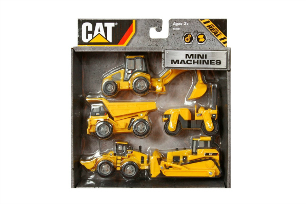 Caterpillar Mini Machines
