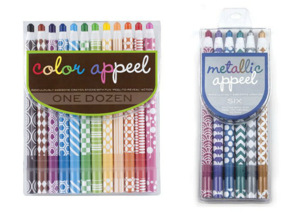 Color Appeel Crayons Great Art Supplies for Kids