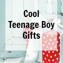 Cool Teenage Boy Gifts