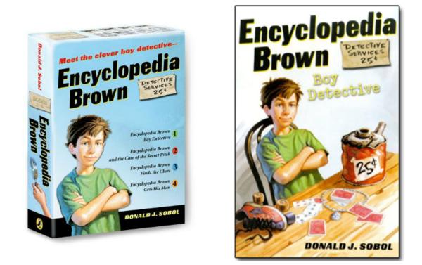 Encyclopedia Brown Boy Detective Box Set