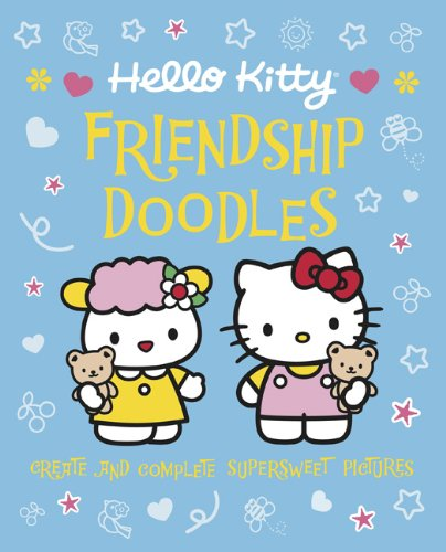 Hello Kitty Friendship Doodles