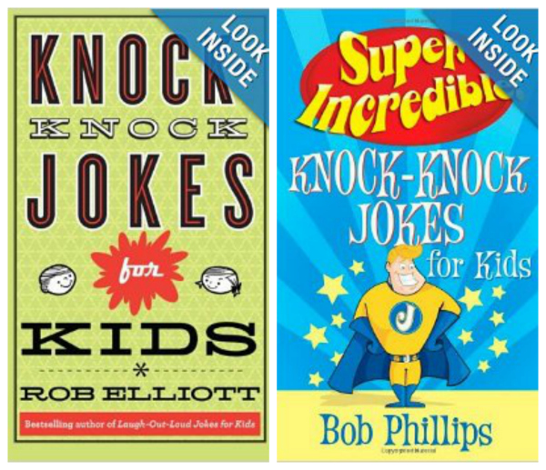 Joke Books for Kids Stocking Stuffer Ideas