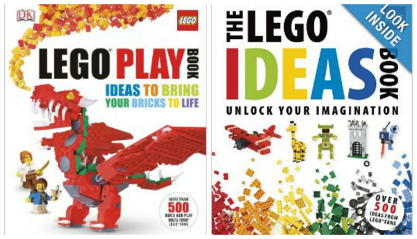 Lego Ideas Books