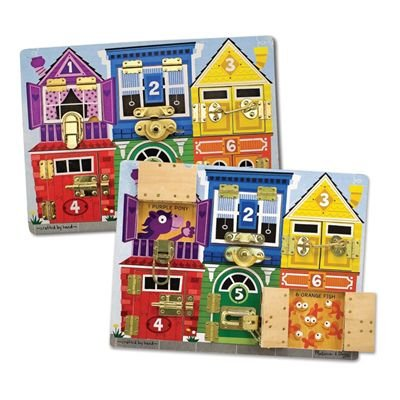 Melissa and Doug Latches
