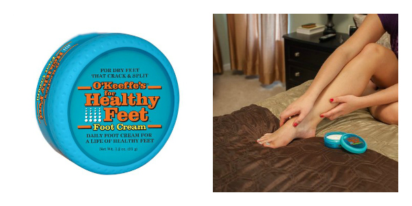 O Keefes for Healthy Feet Stocking Stuffer Idea for Women