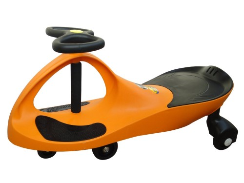 Plasma Car Orange
