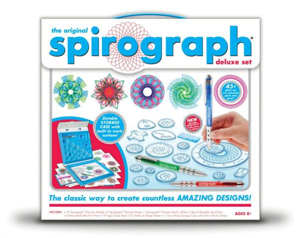 Spirograph Award Winning Deluxe Design Kit
