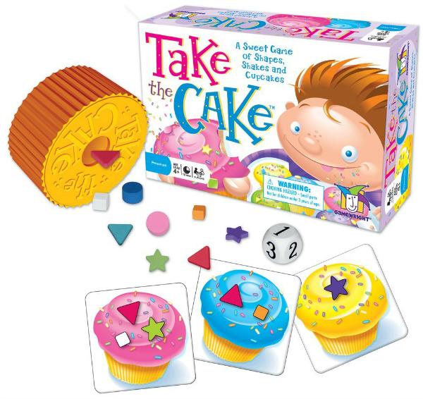 Take the Cake Game