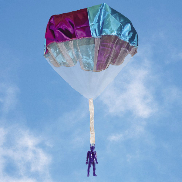 Tangle Free Toy Parachute