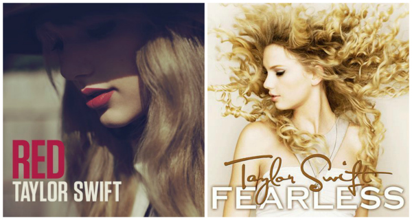 taylor swift red taylor swift fearless on cd plus mp3 6 99 each