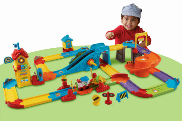 VTech Go Go Smart Wheels Train