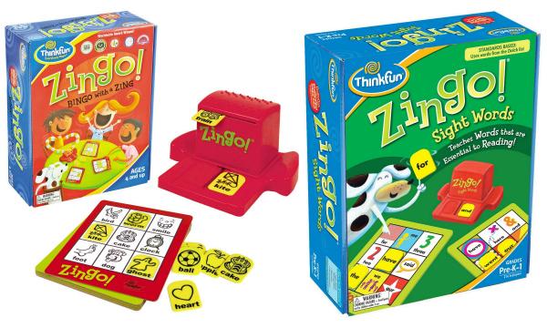 Zingo Games