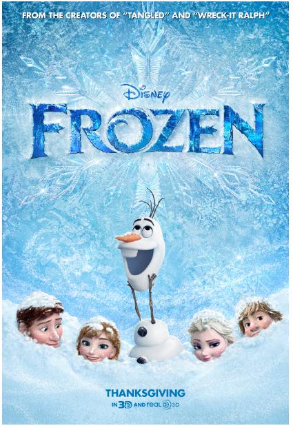 freeticketforfrozen