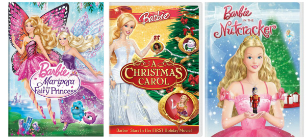Barbie Movies Stocking Stuffers