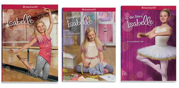 American Girl Isabelle Books